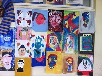 Art class inspiration   Inspiring Creativity   Scoop.it