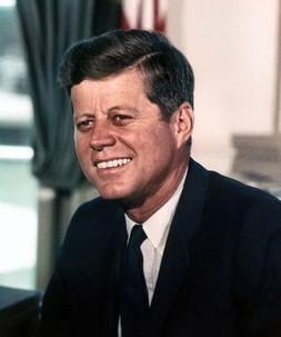 Les 50 ans de la mort de J-F Kennedy - RFJ votre radio régionale | John F. Kennedy | Scoop.it