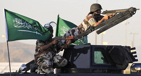 This is How Turkey, Saudi Arabia 'Indirectly Invaded' Syria Long Ago | Global politics | Scoop.it