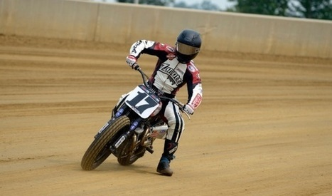Sports Illustrated Provides an Inside Look at America's Original Extreme Sport | California Flat Track Association (CFTA) | Scoop.it