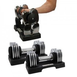 Effective Ways To Select An Adjustable Dumbbell That Will Last | Ultimate Solutions For Being Healthy And Fit | Top Health And Fitness Solutions | Scoop.it