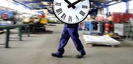 Après les 35 heures, les 32 heures ?   ECONOMIE ET POLITIQUE   Scoop.it