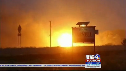 Experts say severe wildfires could change the landscape for good | KVOA (TV-Channel 4, Tucson) | CALS in the News | Scoop.it
