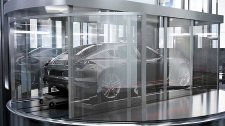 Porsche Design Tower elevator deposits car and driver inside their luxury ... - Gizmag | Porsches and Poetry | Scoop.it