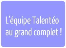 Pour la nouvelle année 2014, découvrez la Talentéo Team au grand complet | Handirect - Le média des situations handicapantes | Scoop.it