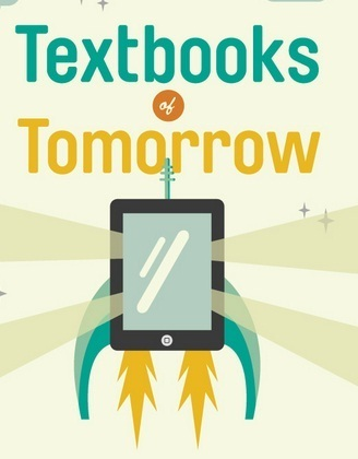 INFOGRAPHIC : The Textbooks Of Tomorrow | Enhanced Learning in A Digital World | Scoop.it