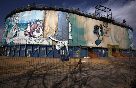 Deserted! Abandoned Olympic Cities - Billions Go To Waste | Sustain Our Earth | Scoop.it