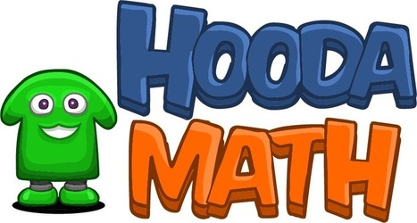 Math Games - Hooda Math - over 100 games | Educational Games and Simulations | Scoop.it
