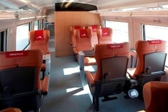 Italian Travelers: Don't Miss Europe's Newest High-Speed Train - Forbes | Graded Unit HND | Scoop.it