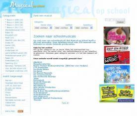 Musical op School, zoeken naar schoolmusicals | po | Scoop.it