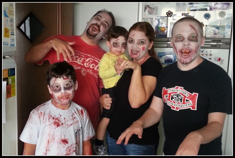 Carnival in Curitiba: Zombie Walk | Raising Bilingual Kids | Scoop.it