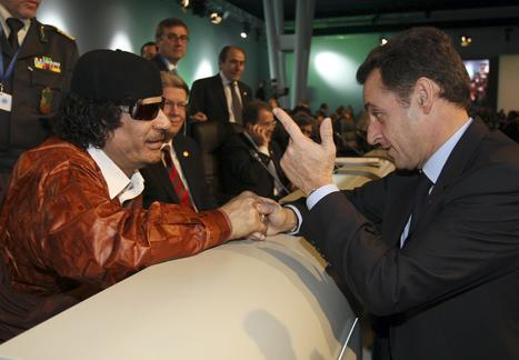 Sarkozy/Kadhafi: ouverture d'une information judiciaire | Mediapart | Think outside the Box | Scoop.it