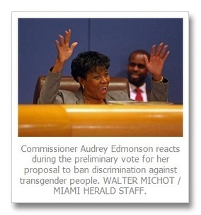 Miami-Dade County commission gives early OK to transgender-protections law | East Coast Limousine Service | Scoop.it