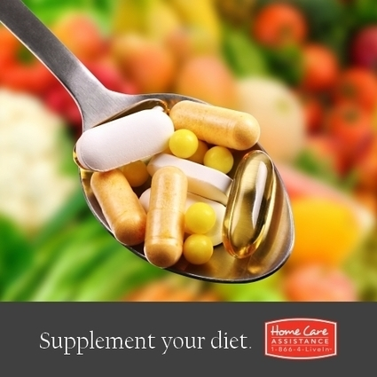 Should Seniors take a Multivitamin?   Home Care Assistance   Scoop.it