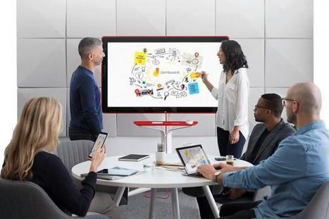 Google Just Introduced Jamboards Into Office Culture | Future of Cloud Computing and IoT | Scoop.it