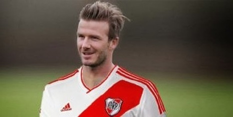 And River Plate called Beckham to return to the pitch | enko-football | Design Ideas | Scoop.it