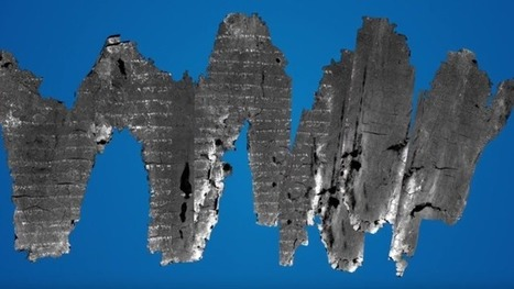 Uralter Bibeltext: Spezial-Scanner macht Text nach 1.700 Jahren lesbar | #Research  | 21st Century Innovative Technologies and Developments as also discoveries, curiosity ( insolite)... | Scoop.it
