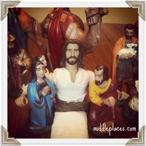 The Real Nativity — Middle Places | Holly & Ivy - Holiday Cheer & Recipes | Scoop.it