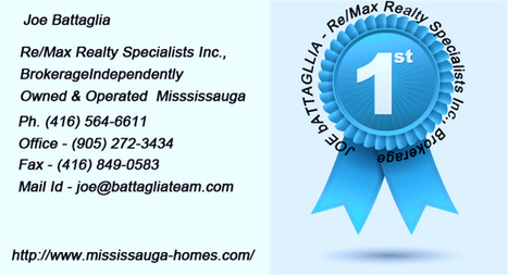 Find A Top Realtor In Mississauga? | Real Estate Canada | Homes for sale in Mississauga - Search and Listing Today | Scoop.it