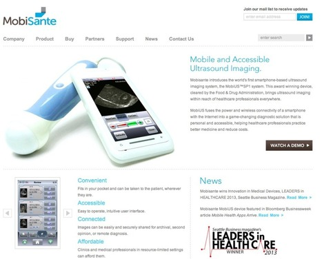 The Smartphone Physical to debut at TedMed 2013 | Health | Scoop.it
