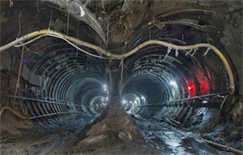 The Tunnels of NYC's East Side Access Project | The Blog's Revue by OlivierSC | Scoop.it
