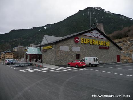 Un nouveau supermarché à Parzan | Vallée d'Aure - Pyrénées | Scoop.it