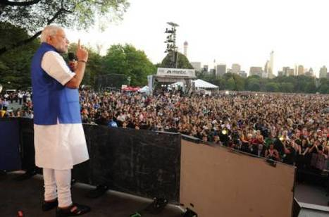 Narendra Modi Uses concert to invoke Youth Power   Dubai UAE (Real Estate, Corporate Advertising & Interior Fit outs)   Scoop.it