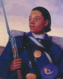 Cathay Williams was the First African American female to enlist in the U.S. Army | Diverse Books and Media | Scoop.it