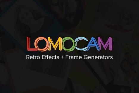 Freebie: Create Polaroid's & Lomo Effects Automatically in Photoshop | Design émoi | Scoop.it