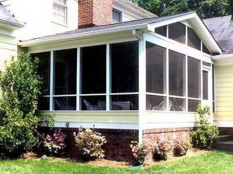 Mobile Home Porch Designs   Home Design From Interior PIN   Scoop.it