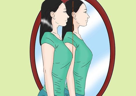 How to Improve Your Posture - Self Carers | One For The Ladies | Scoop.it