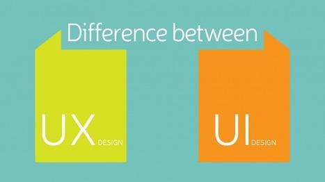Usability, User Experience (UX) et User Interface (UI) : comment les différencier ? | Usages et Innovation | Scoop.it