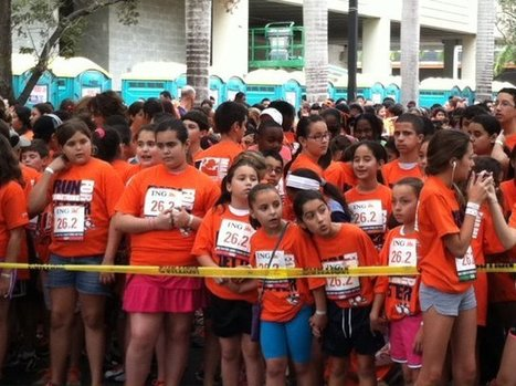 5,000+ South Florida Middle-School Students Complete 'Marathon' | 3BL Media | Middle School Technology - Engage your students! | Scoop.it