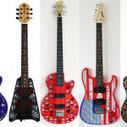 3D Printed Customisable Guitars | DIY | Maker | Scoop.it