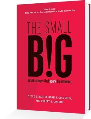 The Small Big - on the topic of ethically persuading and influencing other people - DailyWarren | Interesting Reading | Scoop.it