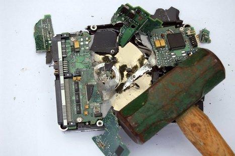 IBM wants to kill the hard drive it invented | CIO & CTO | Scoop.it