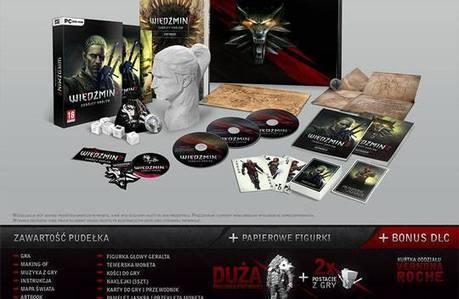 Wiedźmin 2: Zabójcy Królów w bogatej wersji standardowej i kolekcjonerskiej! / CD-Action   Polak potrafi?   Scoop.it
