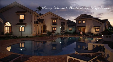 Luxury Villa in Goa | Family holiday in Goa | Accommodation in goa | Individual services | Scoop.it