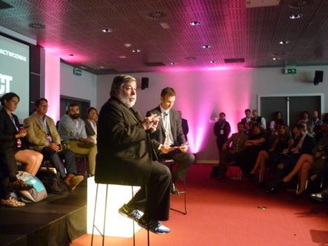 """Steve Wozniak: """"Hay que dejar elegir vocación a los niños cuando son pequeños""""   Espacios Multiactorales   Scoop.it"""