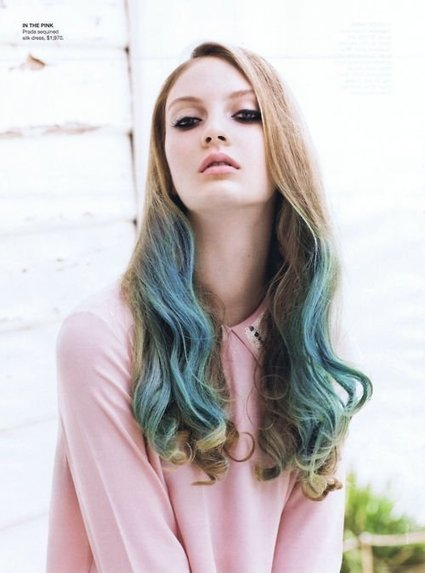 Summer Hair Color Trends 2013