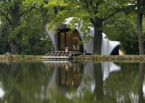 Stunning and unique garden house | Décorations en tous genres | Scoop.it