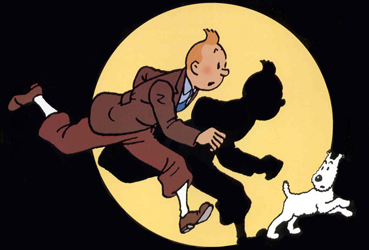 Tintin et le Grand Capital | Tintin, par Hergé | Scoop.it