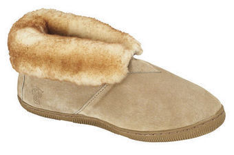 Men's Bootee - Shop Mens, Womens, Childrens Moccasins - The Moccasin Shop | Minnetonka Moccasin Shop | Scoop.it