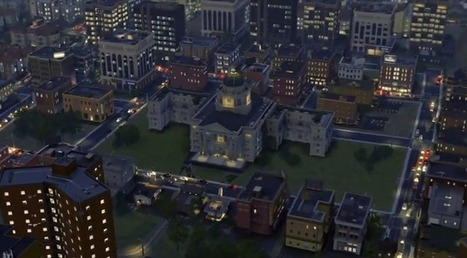 SimCity Goes Educational - Wired | Learning Labs | Scoop.it