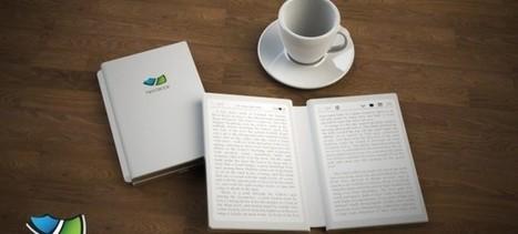 Un designer cherche à réinventer le livre numérique | Edition en ligne & Diffusion | Scoop.it