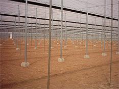 Fabricacion de invernaderos tipo Almeria | Habitar un invernadero | Scoop.it