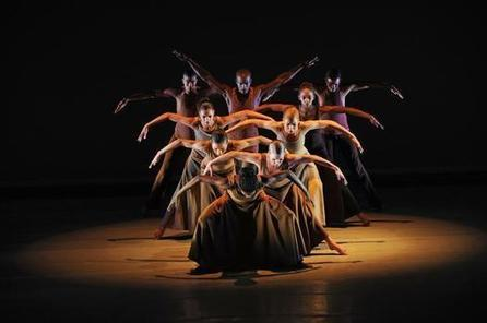 Ailey II dance company ready for performance at the Folly - KansasCity.com | tanssi | Scoop.it