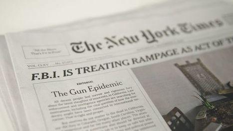 Le bureau du New York Times à Paris proche de la fermeture? | Actu des médias | Scoop.it
