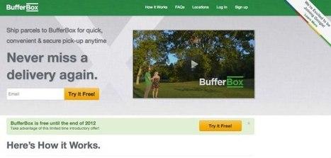 なぜGoogleはBufferBoxを買収したか?郵便や小包の配達システムが完全に破綻しているからだ   Coming Startup and Technologies   Scoop.it