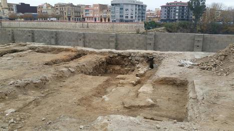 Acaben les excavacions que deixen al descobert 40 metres de muralla romana a Tortosa | LVDVS CHIRONIS 3.0 | Scoop.it